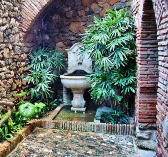 Rincón de la Alcazaba de Málaga