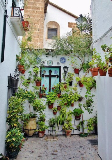 Rincón de Priego de Córdoba en Andalucía