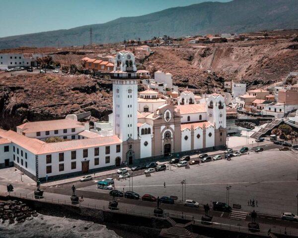 Basílica de la Candelaria en Tenerife