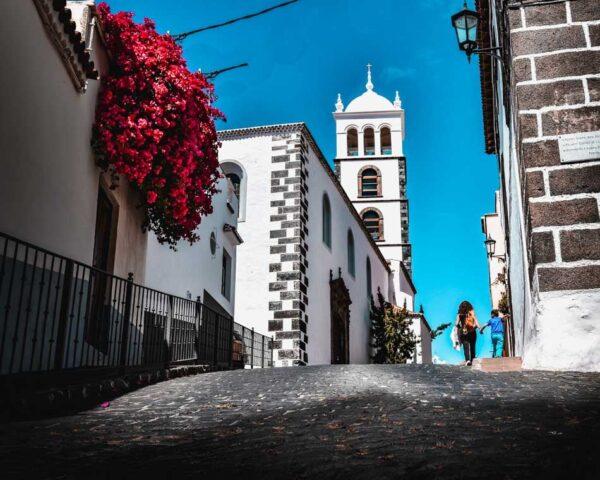 Rincón de Garachico en Tenerife