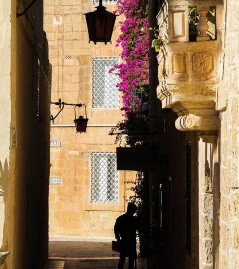 Rincón de Mdina en Malta