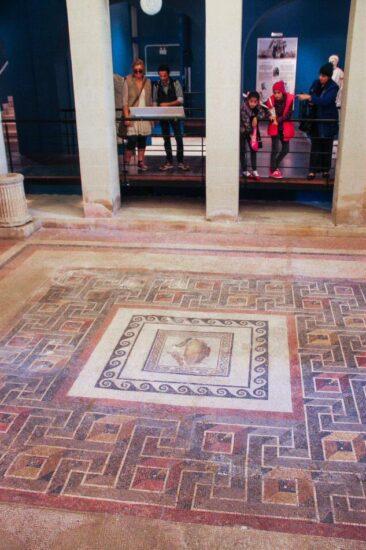 Villa romana de Rabat en Malta