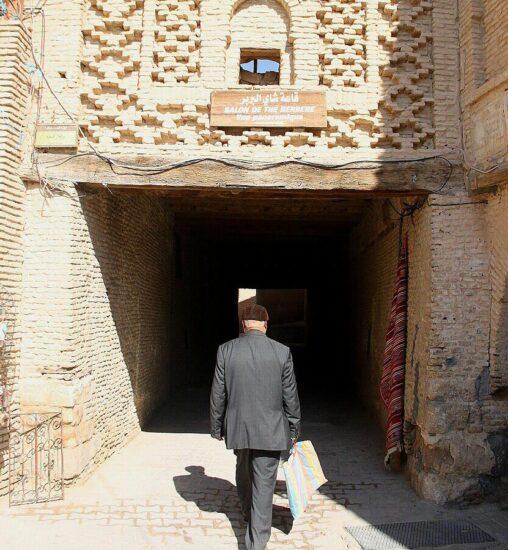 Medina Tozeur en Túnez