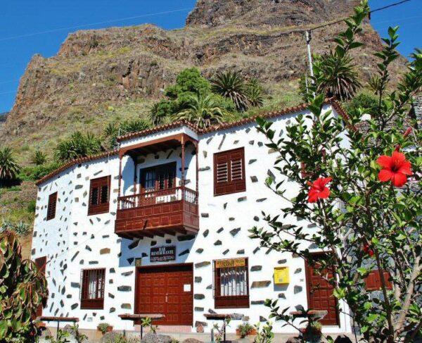 Rincón del Barranco de Masca en Tenerife