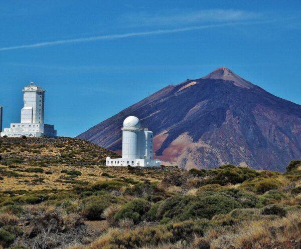 Observatorio del Teide en Tenerife