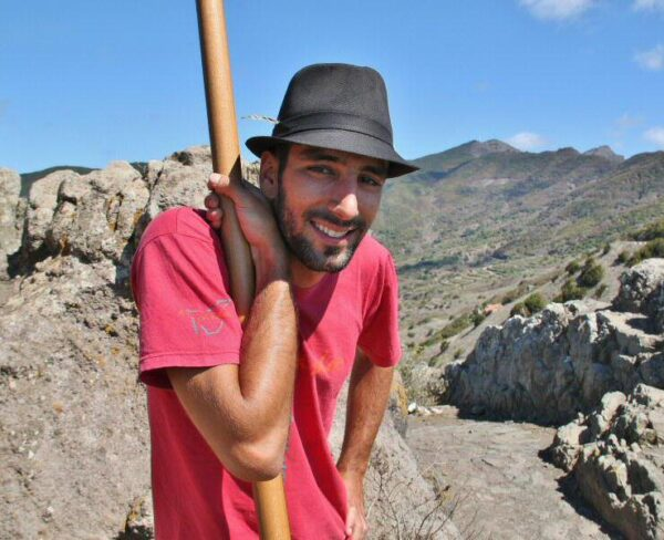 Salto del Pastor Canario en Tenerife