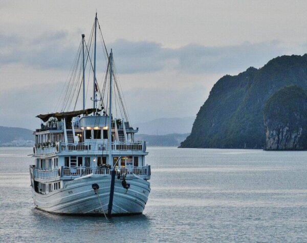 Crucero por la Bahía de Halong en Vietnam