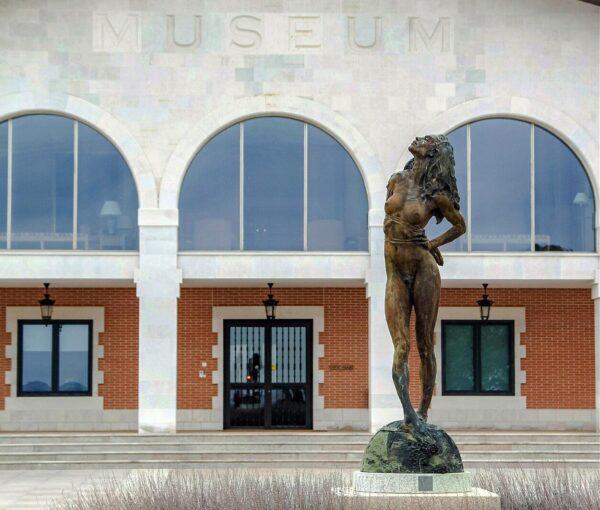 Bodega Finca Museum en Cigales en Valladolid