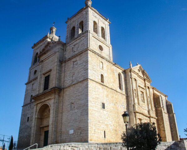 Catedral del Vino de Cigales en Valladolid