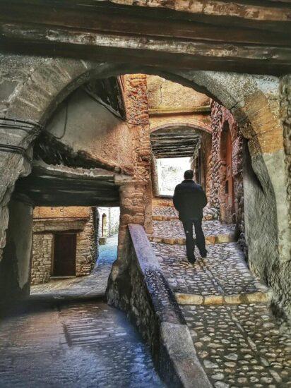Rincón de Áger en la provincia de Lleida
