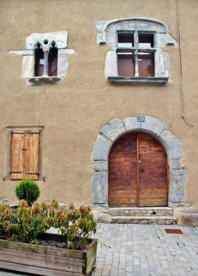 Rincón de Vielha en el Valle de Arán en Lleida