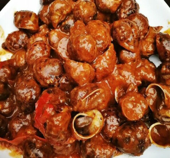 Caracoles, gastronomía tradicional en Lleida