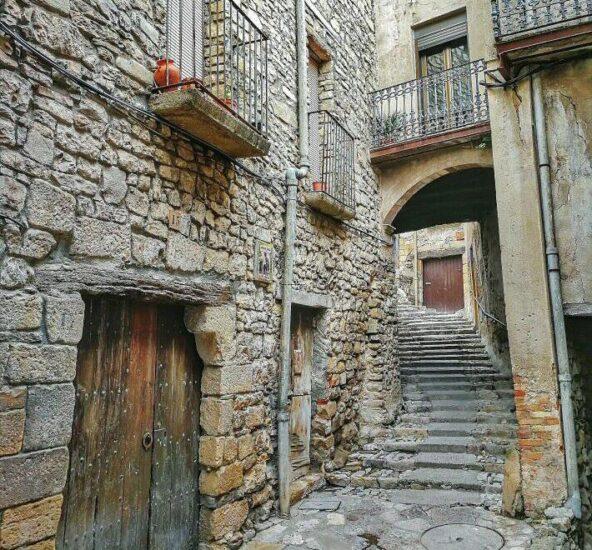 Guimerá en la provincia de Lleida