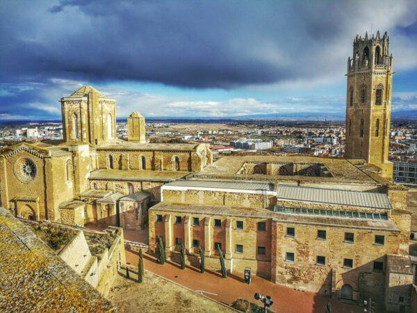La Seu Vella en Lleida