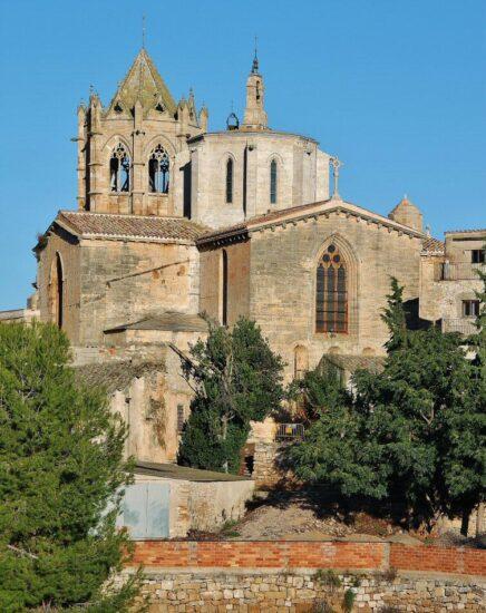 Monasterio de Vallbona de las Monjas en la provincia de Lleida