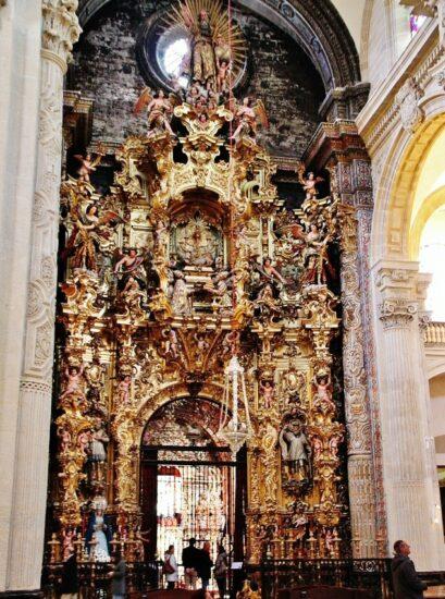 Iglesia del Divino Salvador en Sevilla