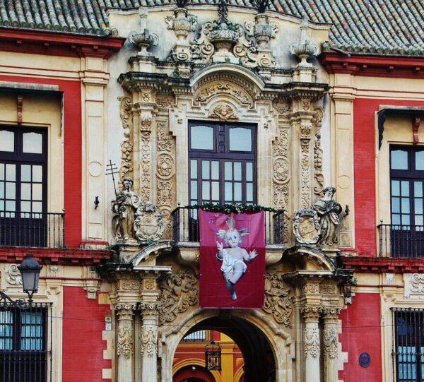 Palacio Arzobispal en Sevilla