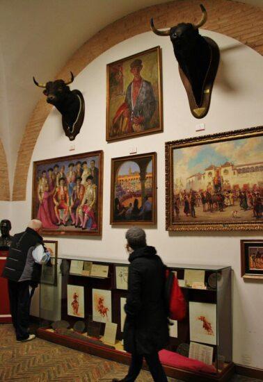 Museo de la plaza de Toros de la Maestranza