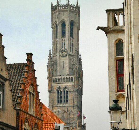 Torre Campanario de Brujas