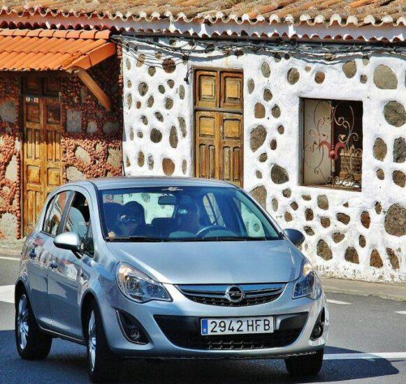 Coche de alquiler en Gran Canaria
