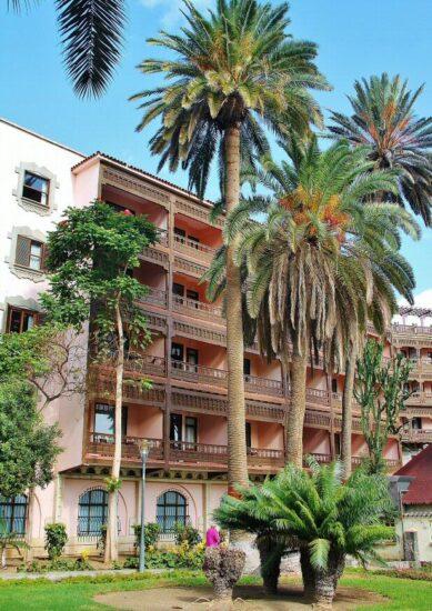 Hotel Santa Crtistina en Las Palmas de Gran Canaria