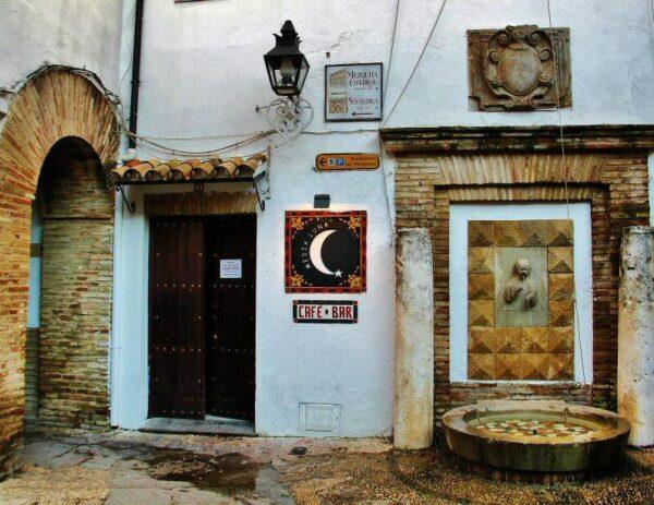 Rincón de la Judería de Córdoba en Andalucía