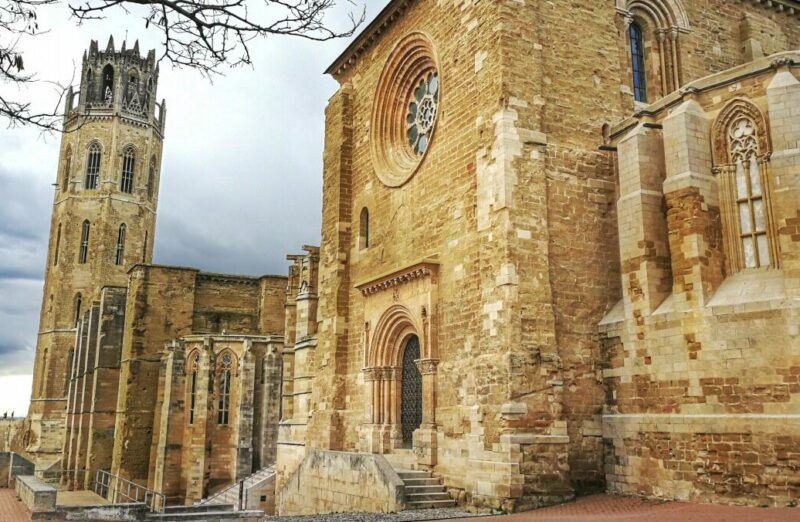 Antigua catedral Seu Vella de Lleida