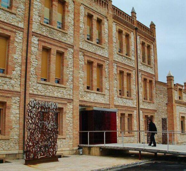 Pesquera AF Hotel en Peñafiel en Valladolid
