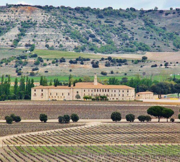 Abadía Retuerta en la Ribera del Duero en Valladolid