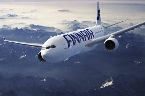 Compañía Finnair para volar a Finlandia