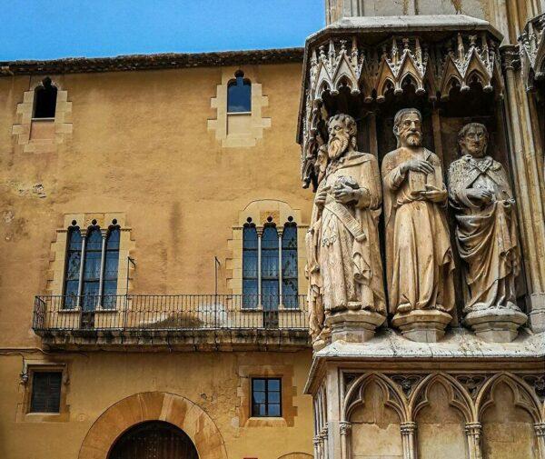 Palacio de la Cambrería o Casa Balcells en Tarragona