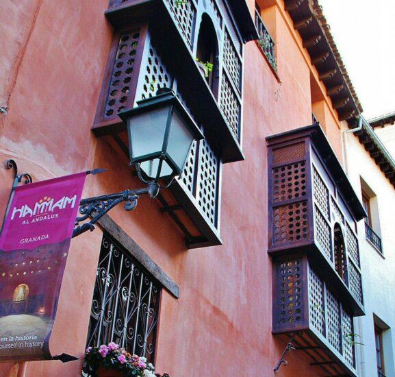 Hammam Al Andalus en Granada