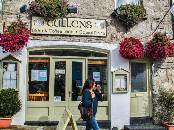 Clifden, pueblo bonito al oeste de Irlanda