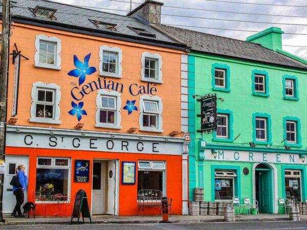 Kinvarra, al oeste de Irlanda