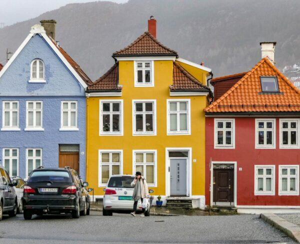Rincón de Nordnes en Bergen