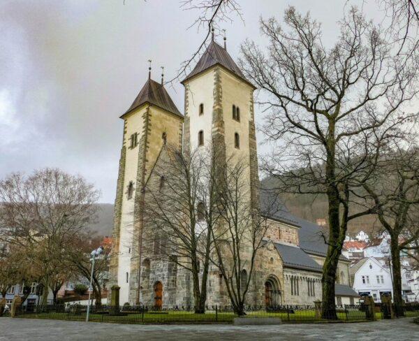 Iglesia de Santa Maria en Bergen