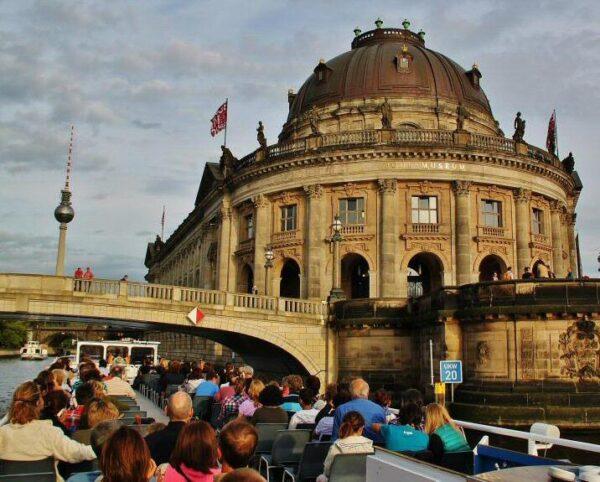 Crucero por río Spree en Berlín