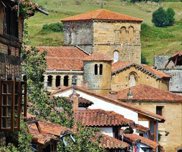 Rincón de Santillana del Mar en Cantabria