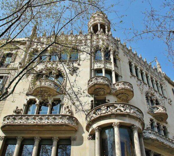 Casa Lleó i Morera en Barcelona