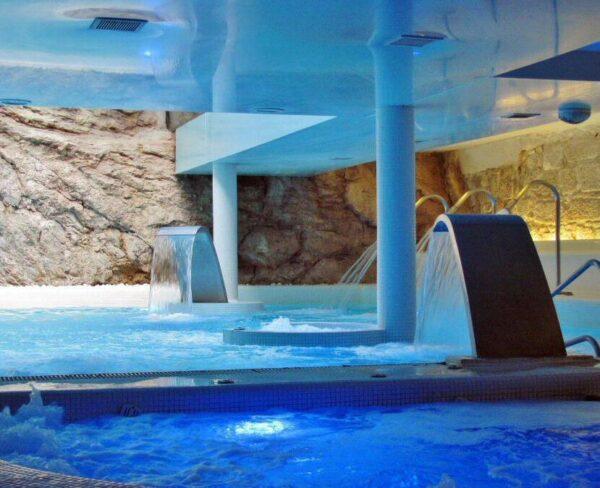 Spa en Balneario La Hermida en Cantabria