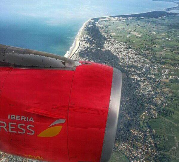Vuelo a Nantes con Iberia Express