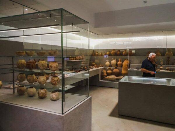 Museo de la Necrópolis Púnica de Puig des Molins en Ibiza