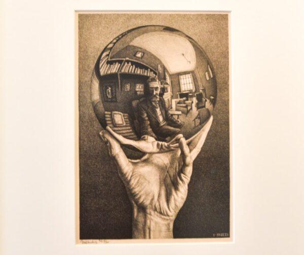 Museo Escher in het Paleis eb en La Haya