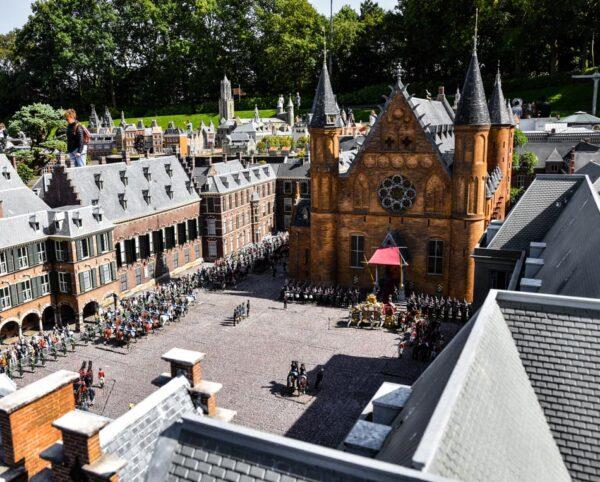 Madurodam, museo de Holanda miniatura