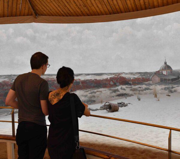 Museo Panorama Mesdag 360 en La Haya