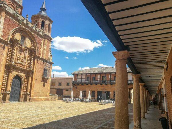 San Carlos del Valle en la provincia de Ciudad Real