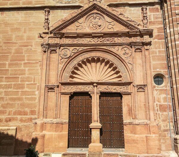 Iglesia de San Andrés en Villanueva de los Infantes