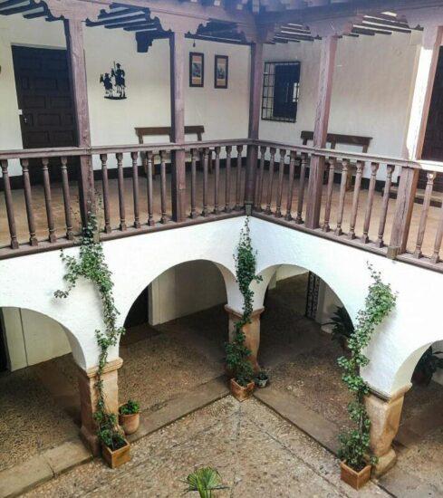 Casa de los Estudios en Villanueva de los Infantes