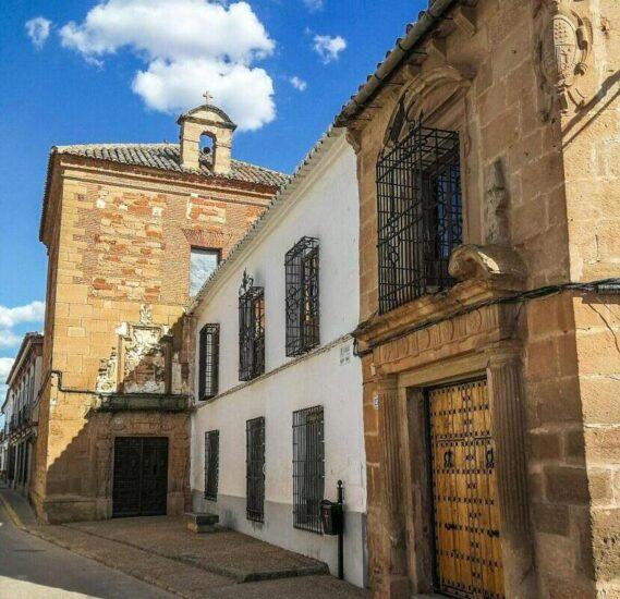 Casa Palacio del Marqués de Entrambasaguas en Villanueva de los Infantes