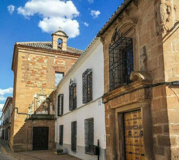 Villanueva de los Infantes al sur de Ciudad Real
